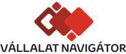 Vállalat Navigátor Logo